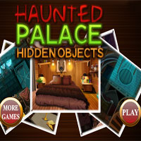 Haunted Palace - Hidden objects thumbnail