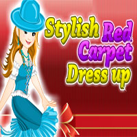 Stylish Red Carpet Dress Up thumbnail