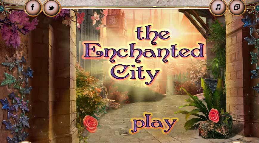 Thumbnail for The Enchanted City