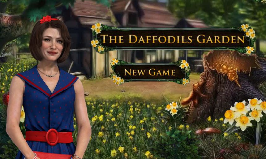 Thumbnail for The Daffodils Garden
