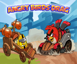 Thumbnail of Angry Birds Drag