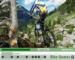 Thumbnail of Hidden Bike Wheels