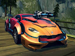 Transformers Car Puzzle thumbnail