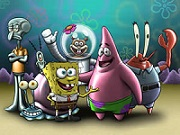 Thumbnail for SpongeBob Friends Memory