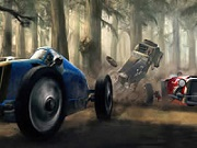 Thumbnail of Classic Cars Racing Puzzle