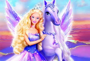 Barbie and Pegasus thumbnail