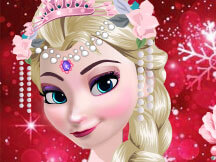 Thumbnail of Elsa And Anna Chinese Dress Up