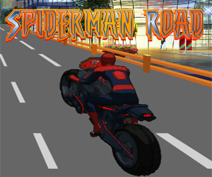 Thumbnail for Spiderman Road