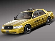 Thumbnail of NY Taxi Cars Memory