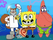 SpongeBob Friends Puzzle thumbnail