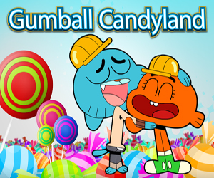 Thumbnail for Gumball Candyland