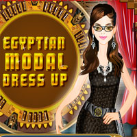 Egyptian Model Dress Up thumbnail