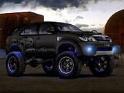 Thumbnail for Toyota Truck Jigsaw