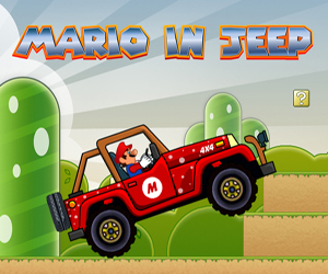 Thumbnail for Mario in Jeep