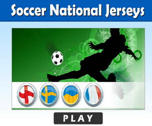 Thumbnail of Soccer National Jerseys