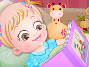 Thumbnail of Baby Hazel Puzzle Book01
