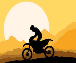 Thumbnail of Cool Motorbike Memory