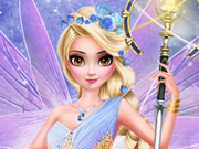 Thumbnail of Frozen Angel Elsa
