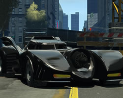 Batman Car Puzzle thumbnail
