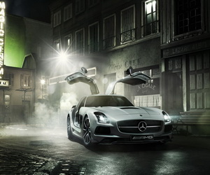 Thumbnail for Mercedes Sls Amg Puzzle
