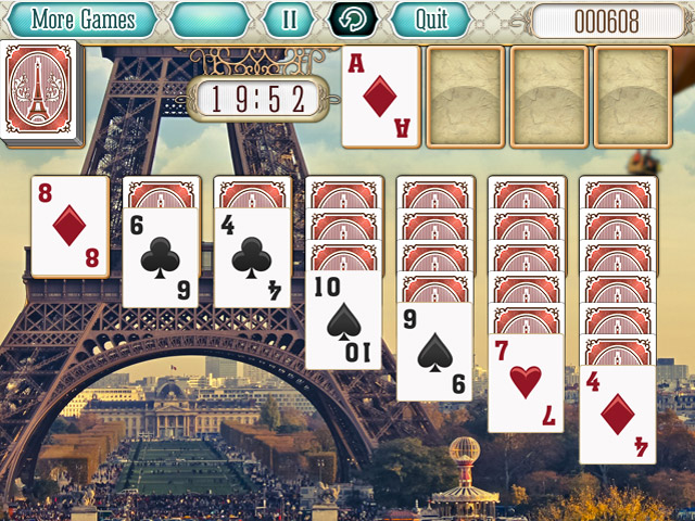Thumbnail for Paris Solitaire