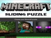 Thumbnail of Minecraft Sliding Puzzle