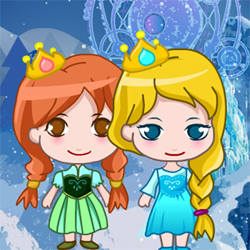 Thumbnail of Frozen Elsa Magic Adventure