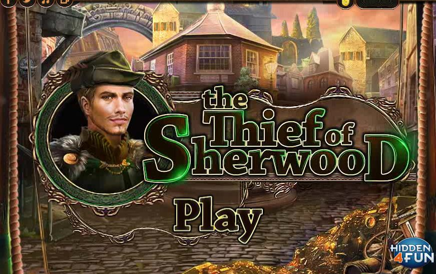 Thumbnail of The Thief of Sherwood