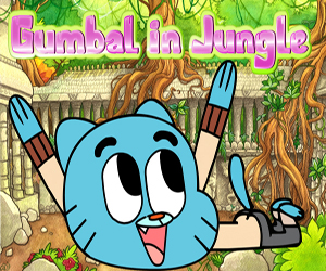 Thumbnail for Gumball in Jungle