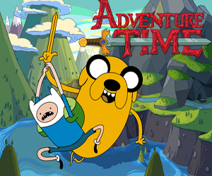 Thumbnail for Adventure Time Jump