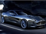 Thumbnail of Aston Martin Jigsaw Game