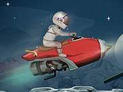 Thumbnail of Bike Racing HD Space