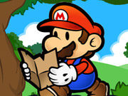 Thumbnail of Mario Danger Forest
