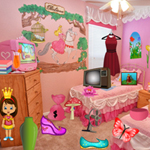 Thumbnail of Messy Princess Room