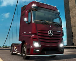 Thumbnail for Mercedes Truck Puzzle