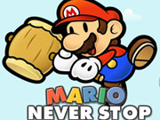 Thumbnail of Mario Never Stop