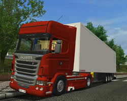 Scania Truck Puzzle thumbnail