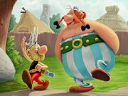 Asterix and Obelix Jigsaw thumbnail