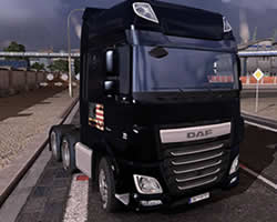 DAF Truck Puzzle thumbnail