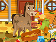 Clean up horse farm thumbnail