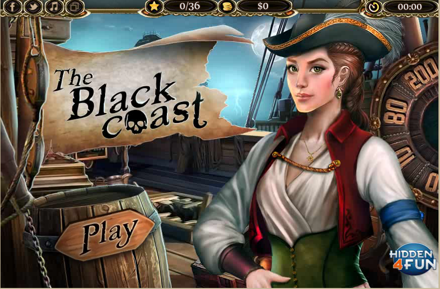 Thumbnail of The Black Coast
