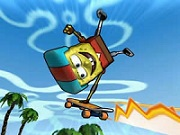 Thumbnail of SpongeBob Skate Jigsaw