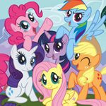 Thumbnail of My Little Pony Alphabets