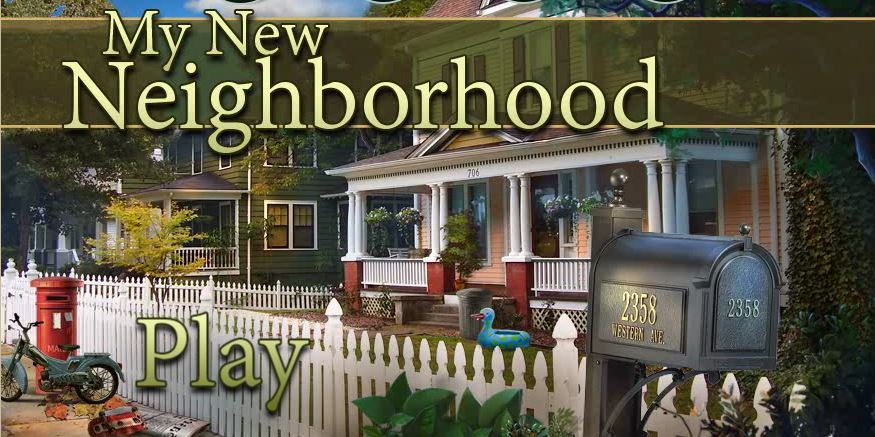 My New Neighborhood  thumbnail