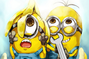 Thumbnail for Minions Job