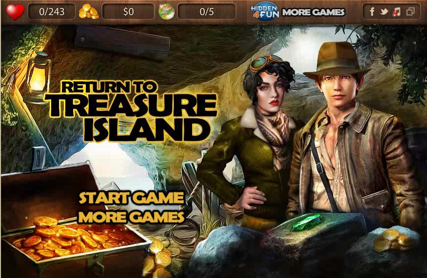 Return to Treasure Island thumbnail