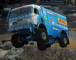 Thumbnail for Kamaz Truck Puzzle