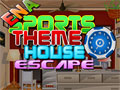 Thumbnail of Sports Themed House Escape