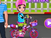Thumbnail for Little Girl First Bike