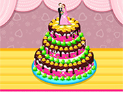 Cooking wedding cake thumbnail